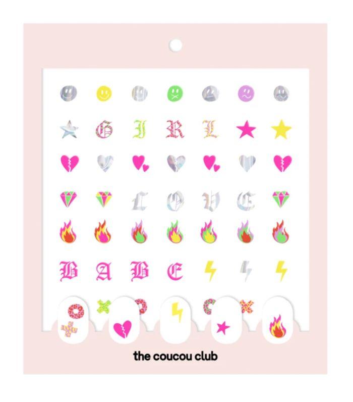 Coucou Nail Art: The LAKWERK Sheet