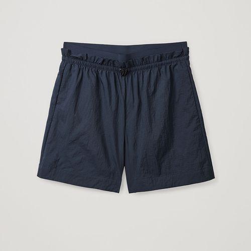 Drawstring Technical Shorts ($89)