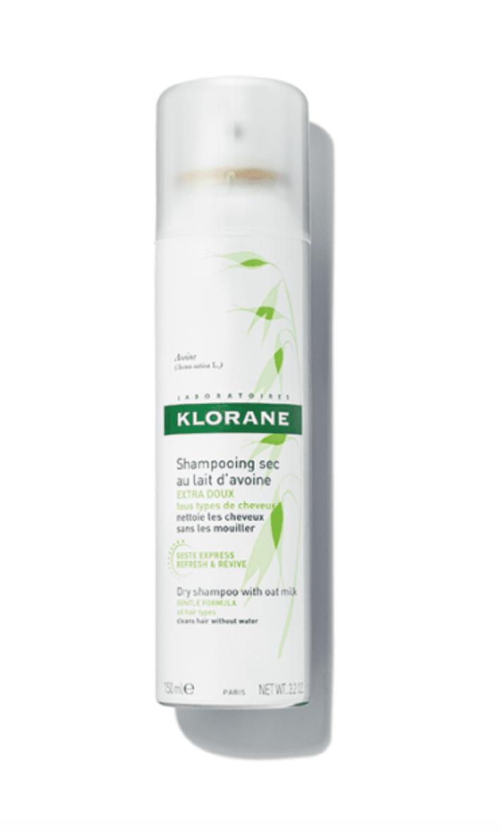 gentle dry shampoo