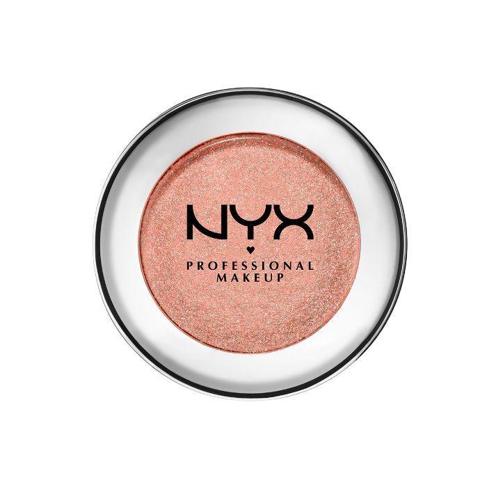 best rose gold eye shadow: Nyx Prismatic Eye Shadow in Golden Peach