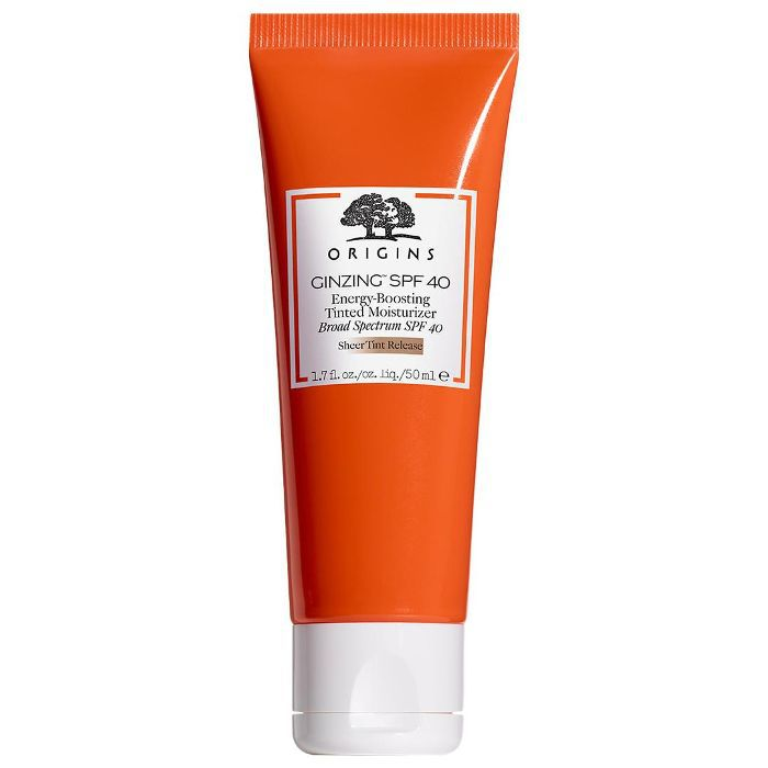 GinZing(TM) SPF 40 Energy-Boosting Tinted Moisturizer 1.7 oz/ 50 mL