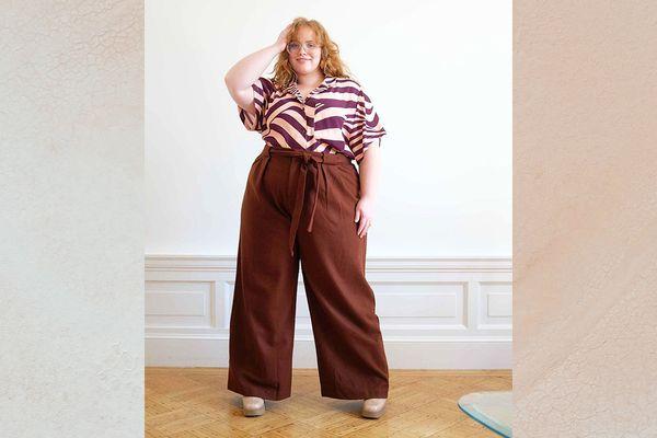 Size-Inclusive Brands Fashion Plus-Size Wray NYC