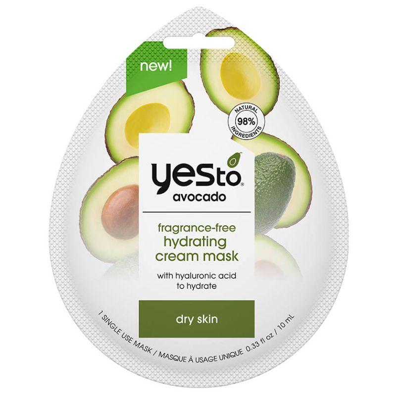 Avocado Cream Mask