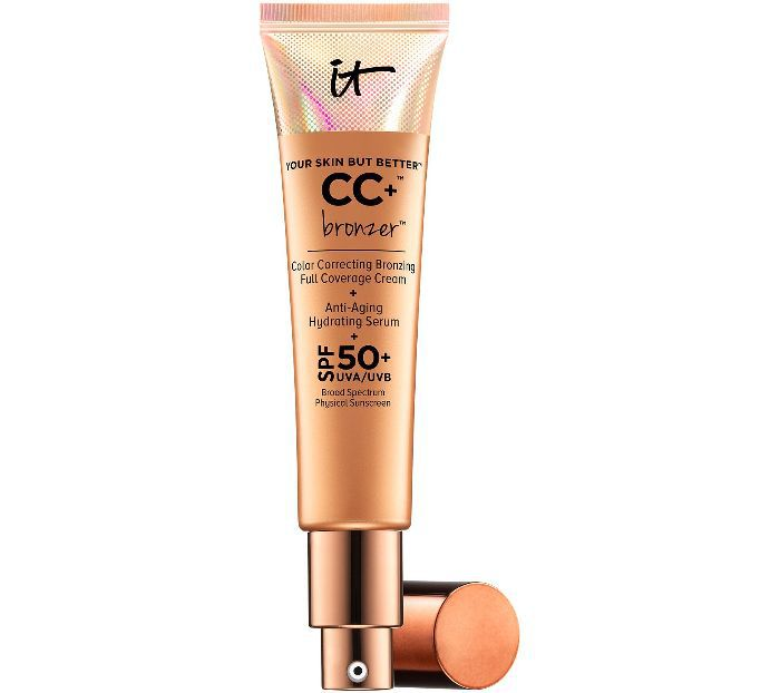 IT Cosmetics Your Skin But Better Cc+ Bronzer Spf 50+