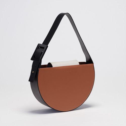 Fall Handbag Shapes Audette Oval Bag