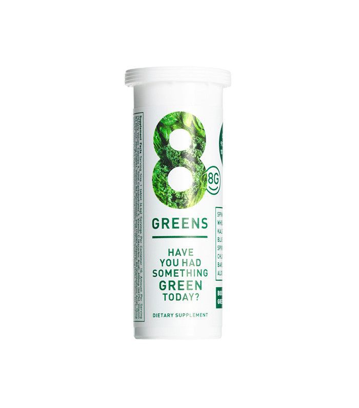 Greens 8G - muscle definition