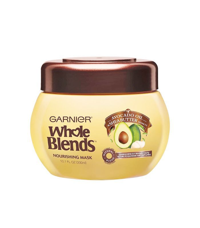 Garnier Whole Blends Nourishing Mask With Avocado Oil and Shea Butter