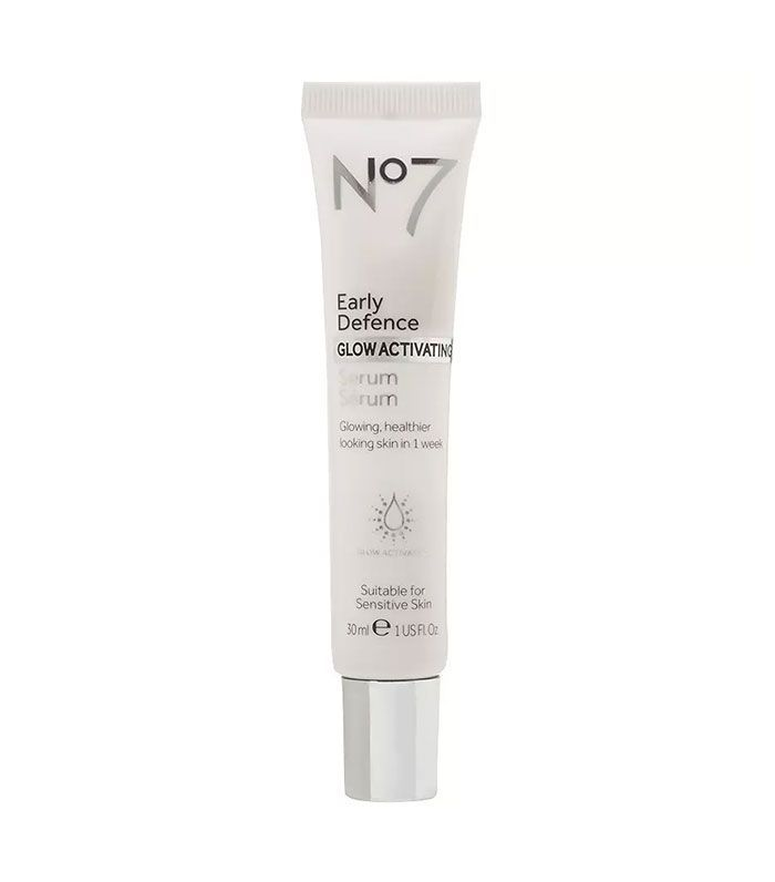 No7 Early Defence Glow Active Serum