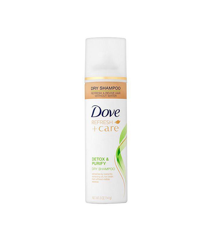 Dove Detox and Purify Dry Shampoo