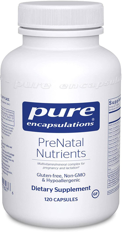 Pure Encapsulations PreNatal Nutrients