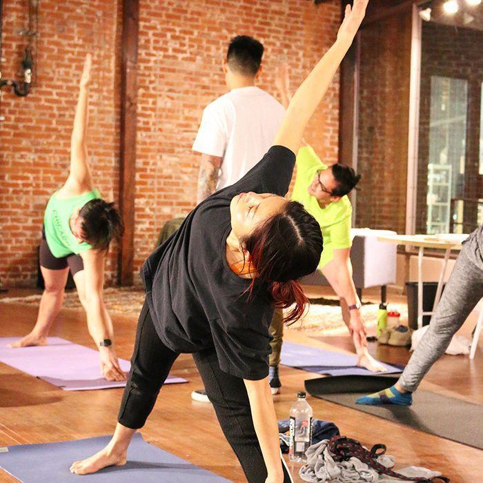 How to Improve Balance - Yoga