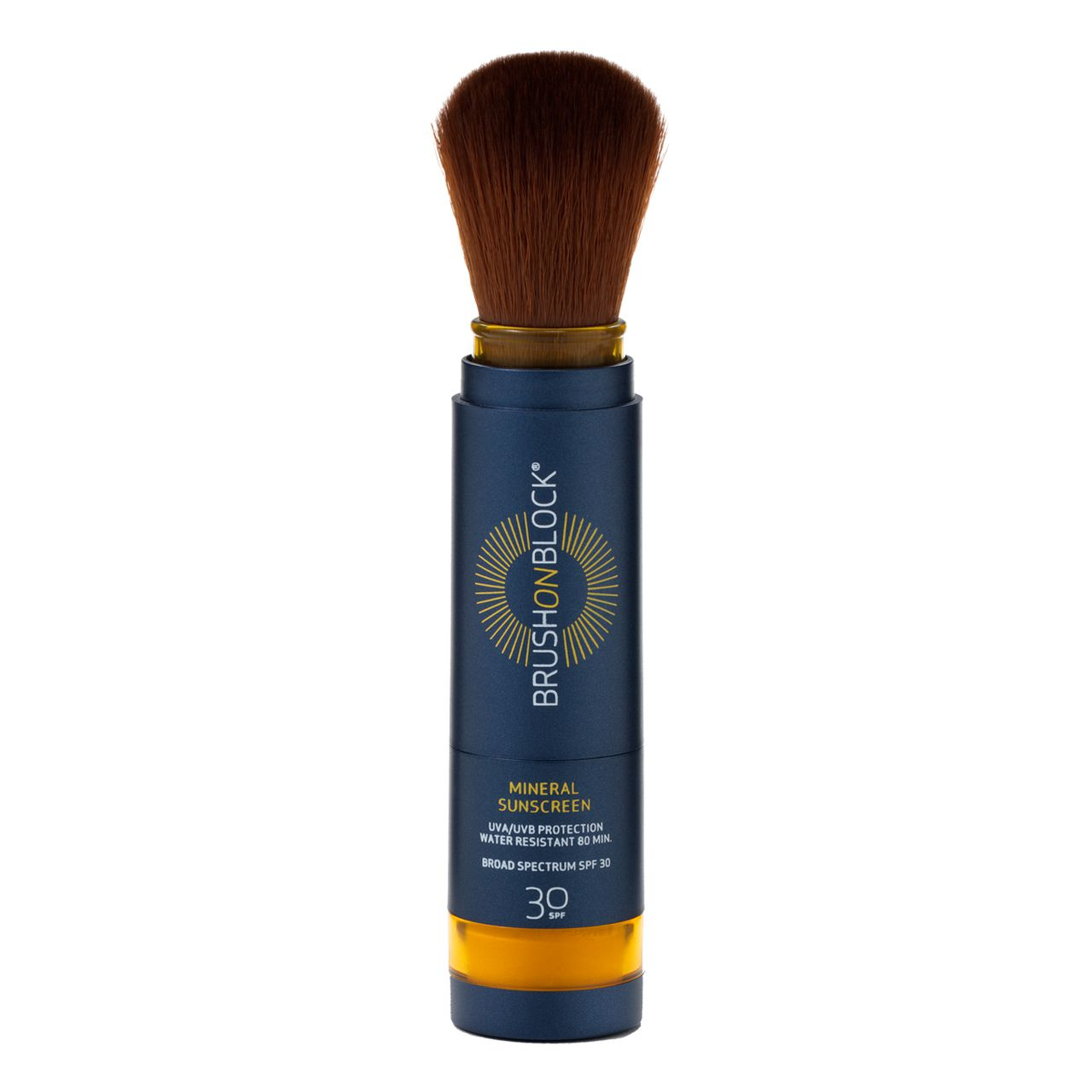 Brush On Block SPF 30 Invisible Mineral Powder Sunscreen