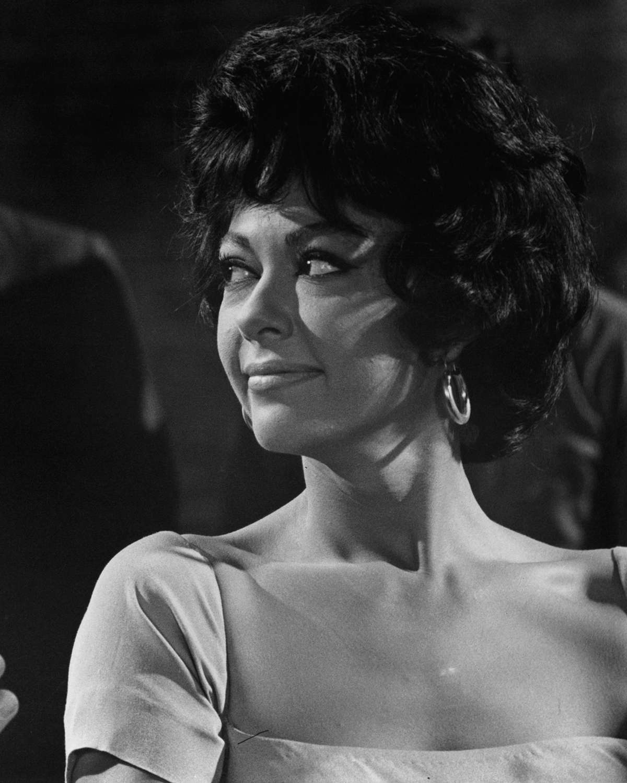 Rita Morena in West Side Story