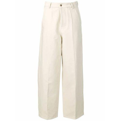 Wide-Leg Trousers ($245)