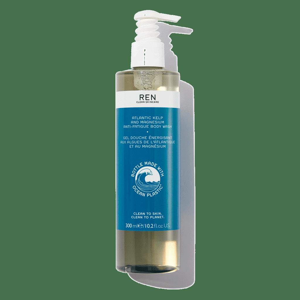 Atlantic Kelp & Magnesium Ocean Plastic Body Wash