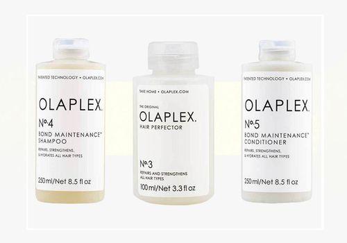 3 different Olaplex products