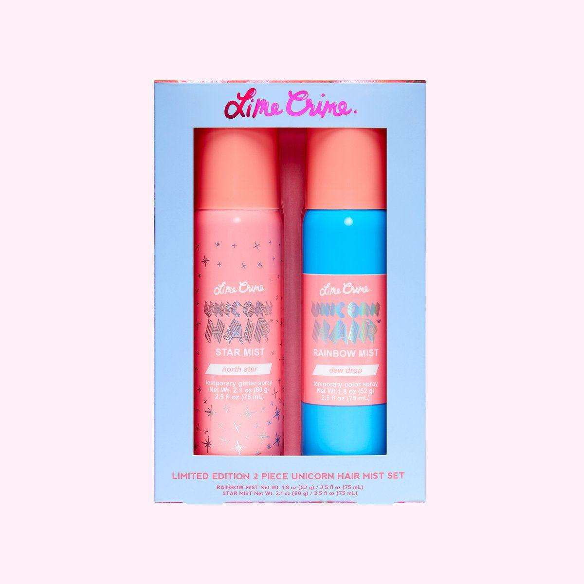 Dew You Unicorn Hair Mist Set