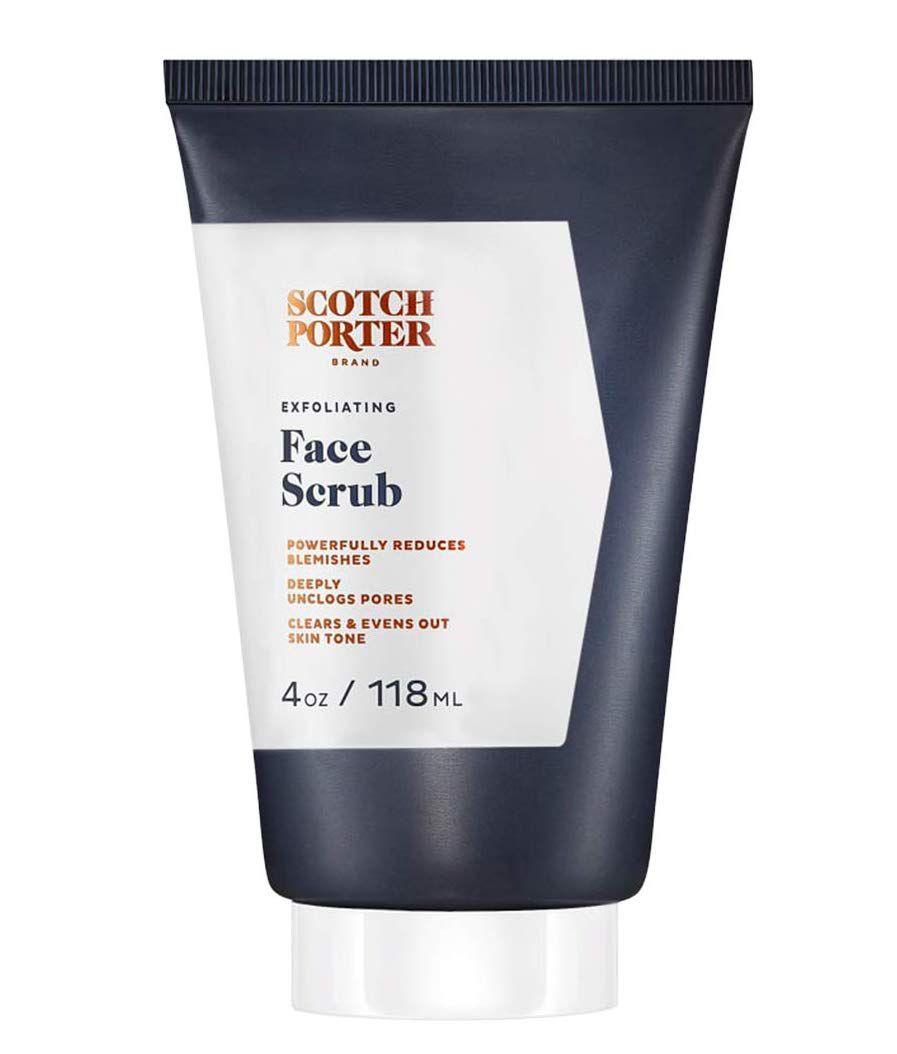 Scotch Porter Exfoliating Face Scrub