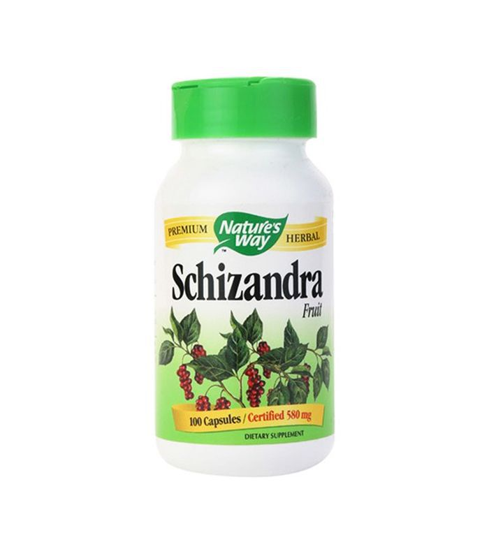 adaptogens and skin: Nature's Way Schizandra