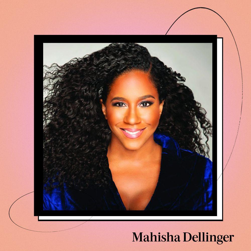 Mahisha Dellinger, Founder of Curls
