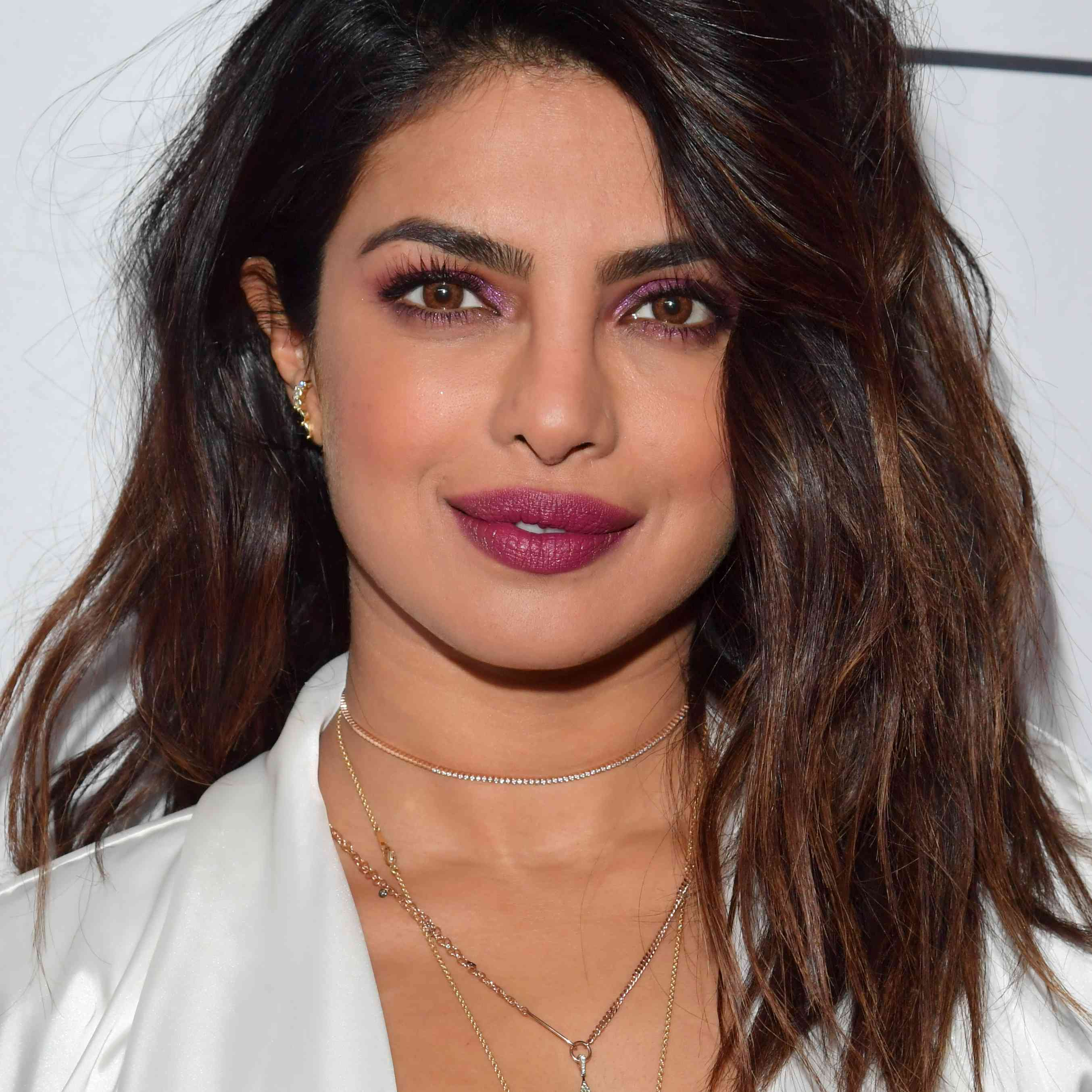 Priyanka Chopra at the GRAMMY salute to industry icons in New York City
