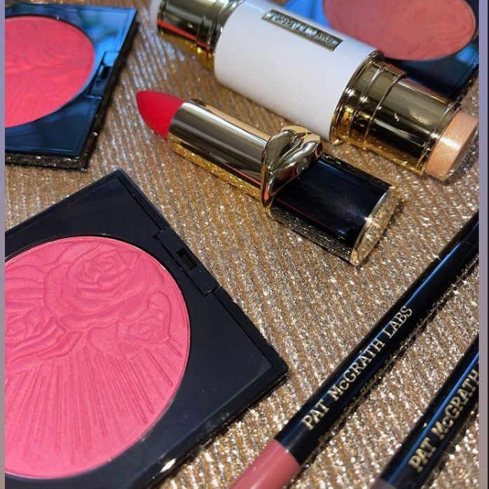Mary Phillips makeup