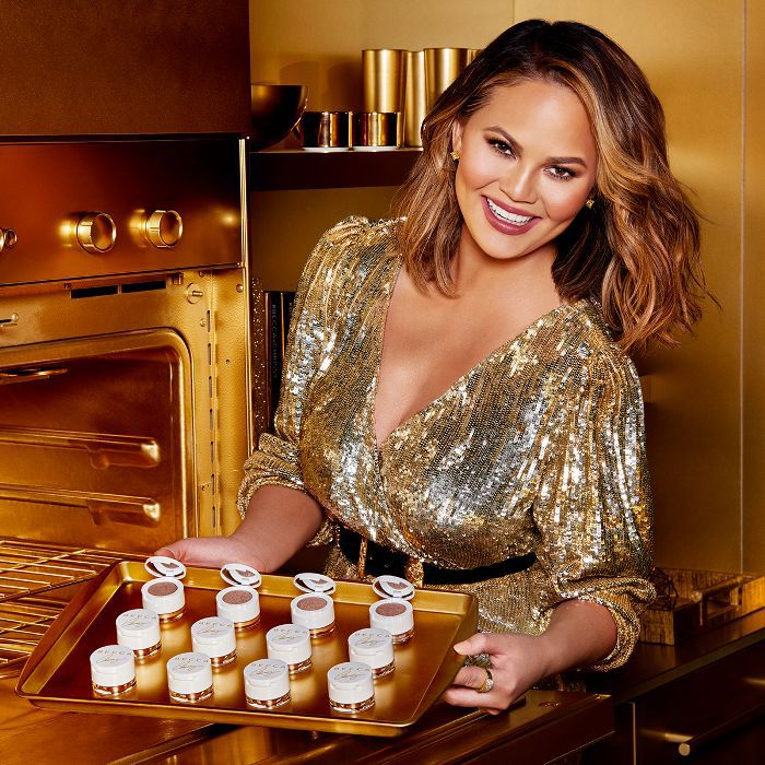 Chrissy Teigen's Becca Cosmetics Collaboration