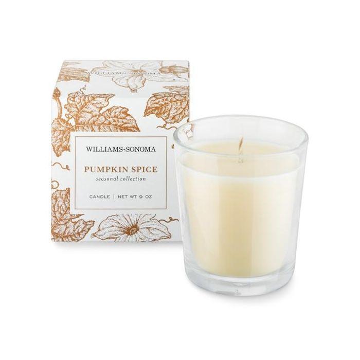 Williams-Sonoma Pumpkin Spice Candle
