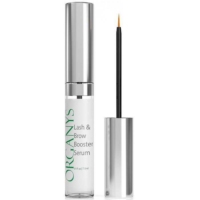 Organyc Eyelash and Eyebrow Growth Serum