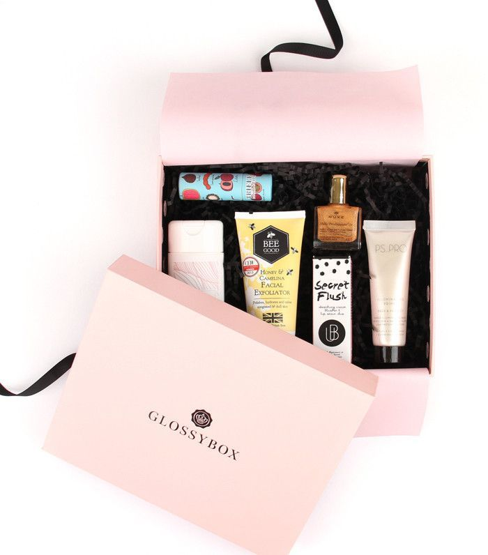 best beauty box: Glossybox Subscription