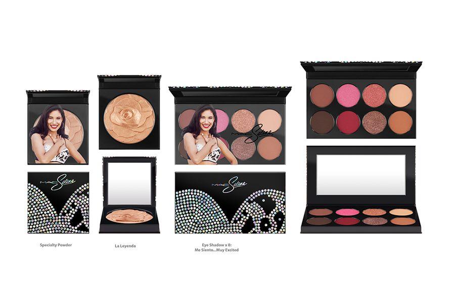 MAC Selena La Reina Eye and Cheek Products