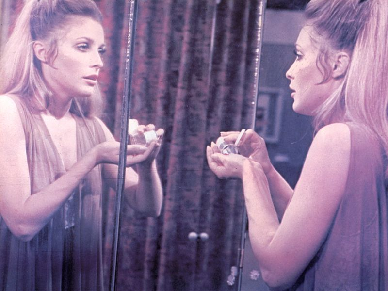 Sharon Tate, Valley of the Dolls