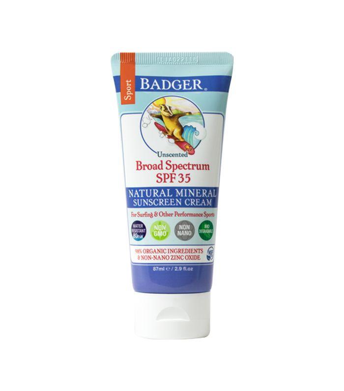 Balm SPF 35 Sport Sunscreen Cream- 2.9 oz