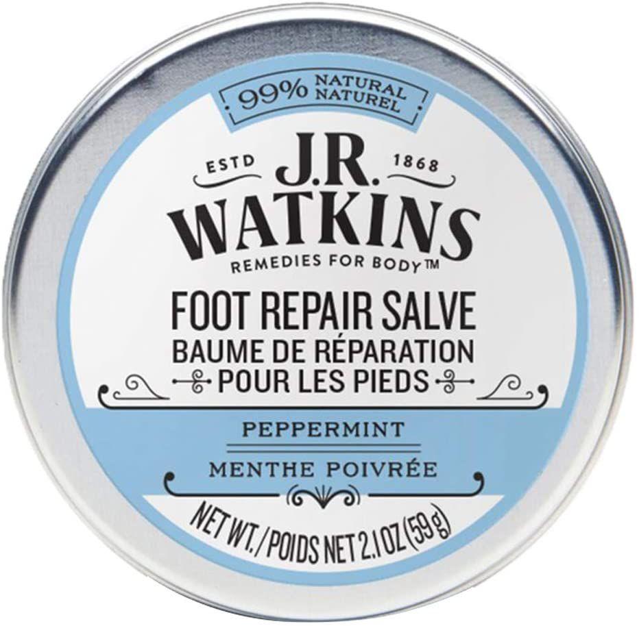 J.R. Watkins Foot Repair Salve