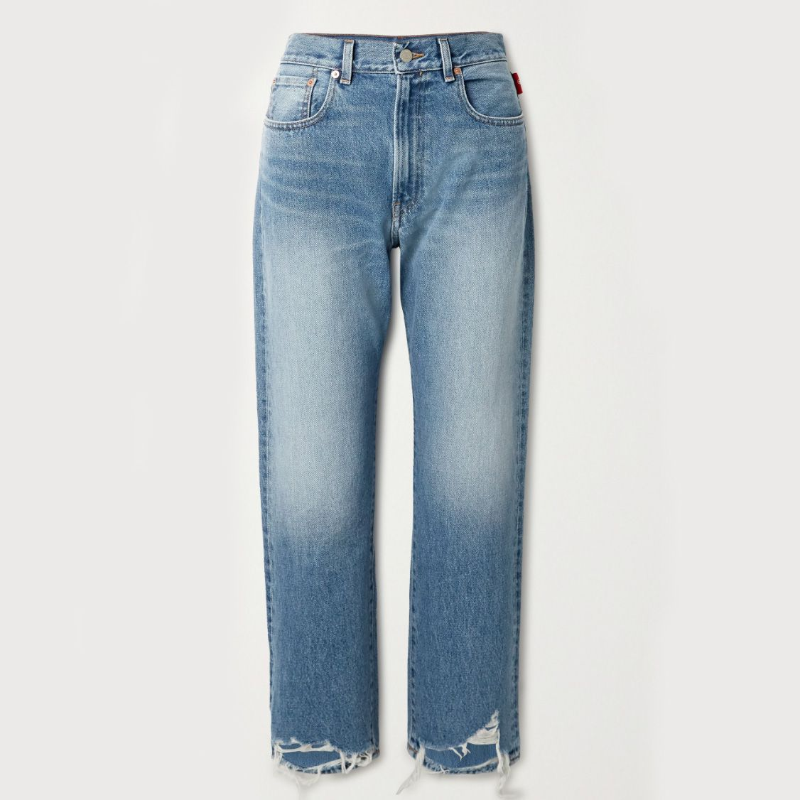 Denimist Distressed Boyfriend Jeans