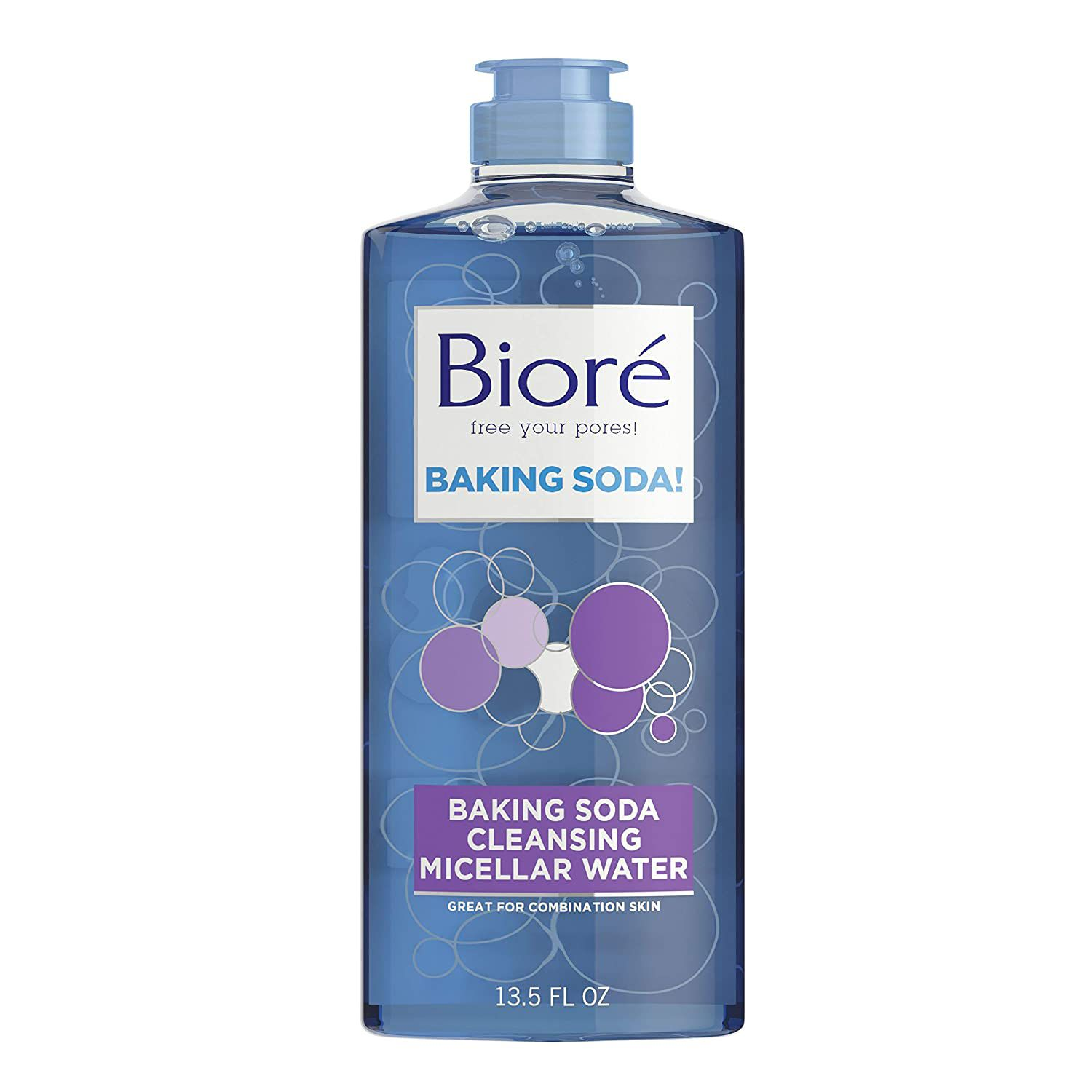 Biore Baking Soda Cleanser with Micellar Water