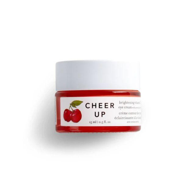 Cheer Up Brightening Vitamin C Eye Cream with Acerola Cherry