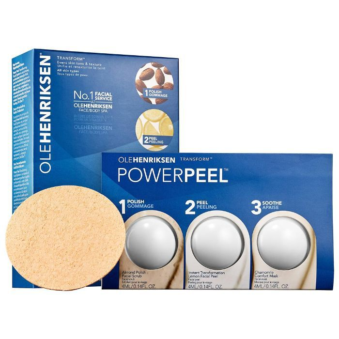 Power Peel(TM) Transforming Facial System 6 treatments