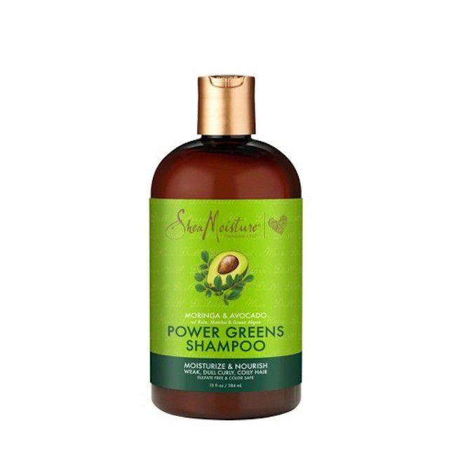Shea Moisture Power Greens Shampoo