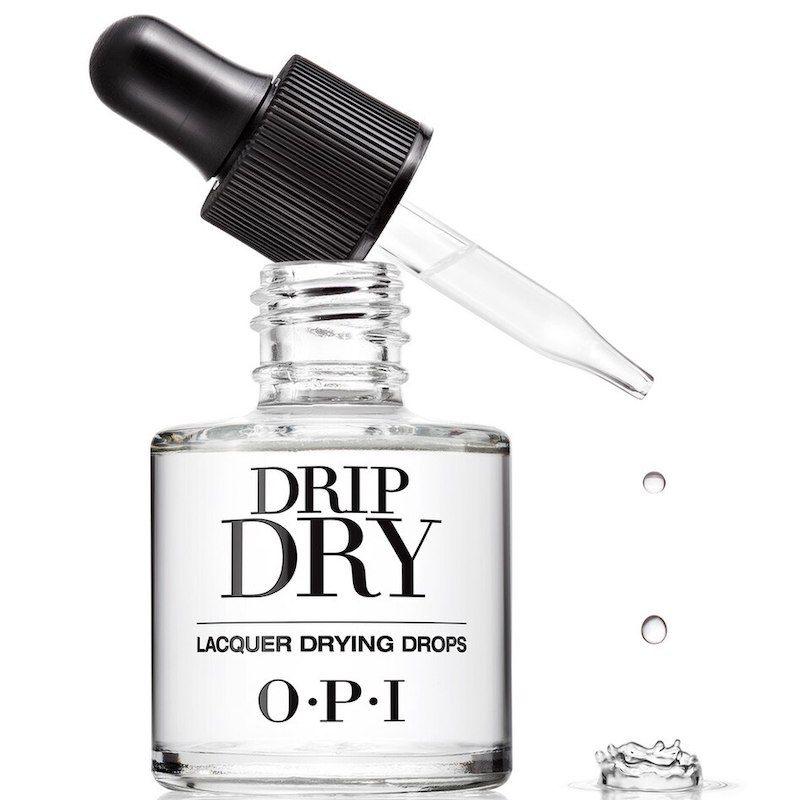 nail polish dry oil