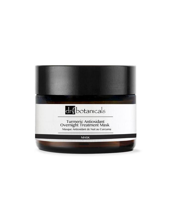 Dr Botanicals Tumeric Antioxidant Overnight Treatment Mask