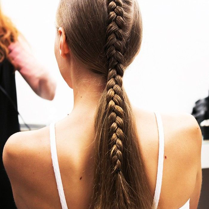 Braids Pigtails Hairstyle