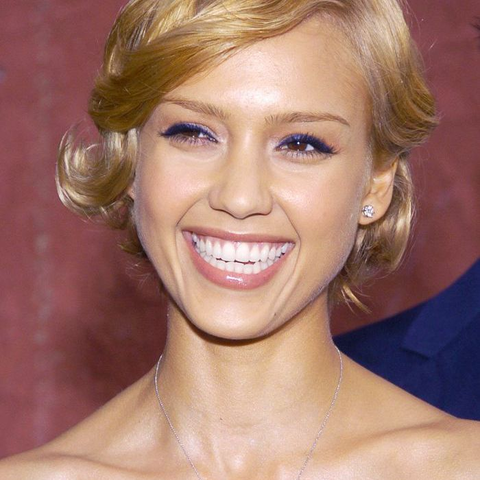 14 Times Jessica Alba Schooled Us In Great Hair