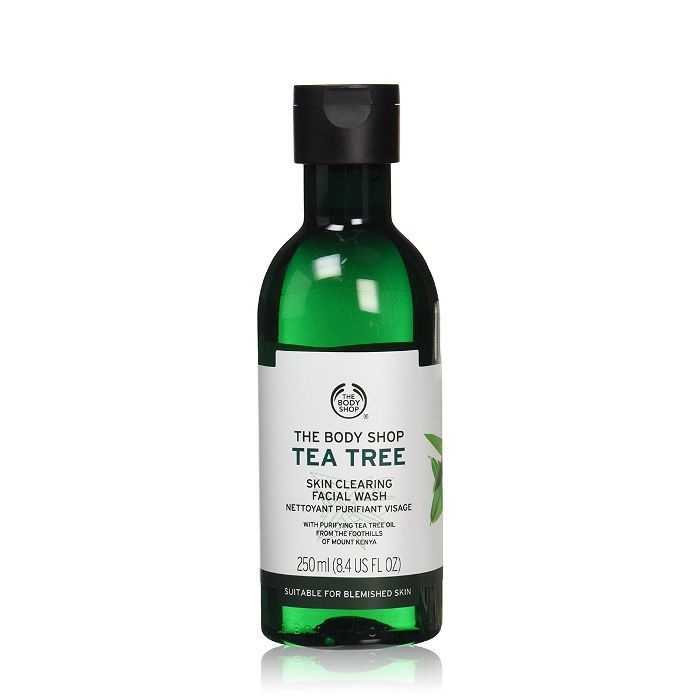 The Body Shop Clearing Facial Wash