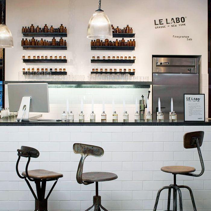 Best vegan perfume: Le Labo Workshop