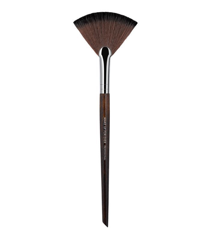 Make Up For Ever Powder Medium Fan Brush 120