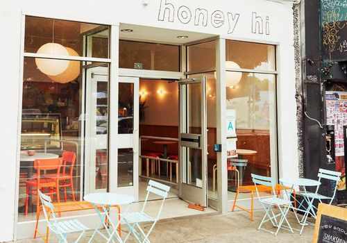 Honey Hi restaurant
