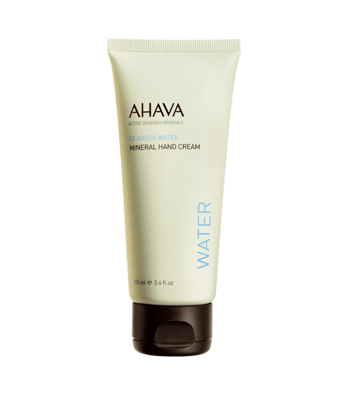ahava mineral hand cream - best summer hand lotions