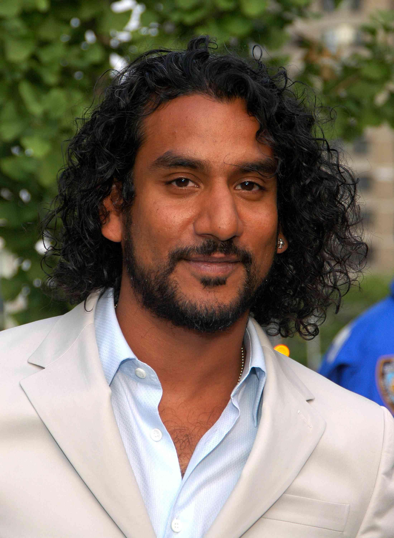 Naveen Andrews - ABC Upfront 2006/2007 - Departures