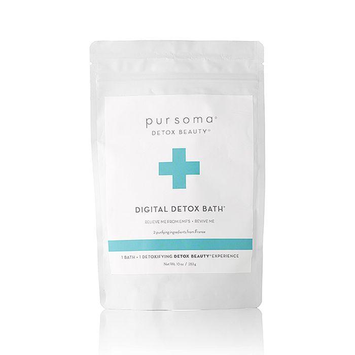 pursoma digital detox bath review